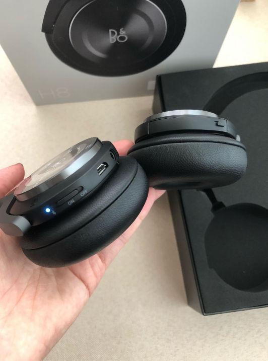 B&O Beoplay H8 无线降噪蓝牙耳机评测试用
